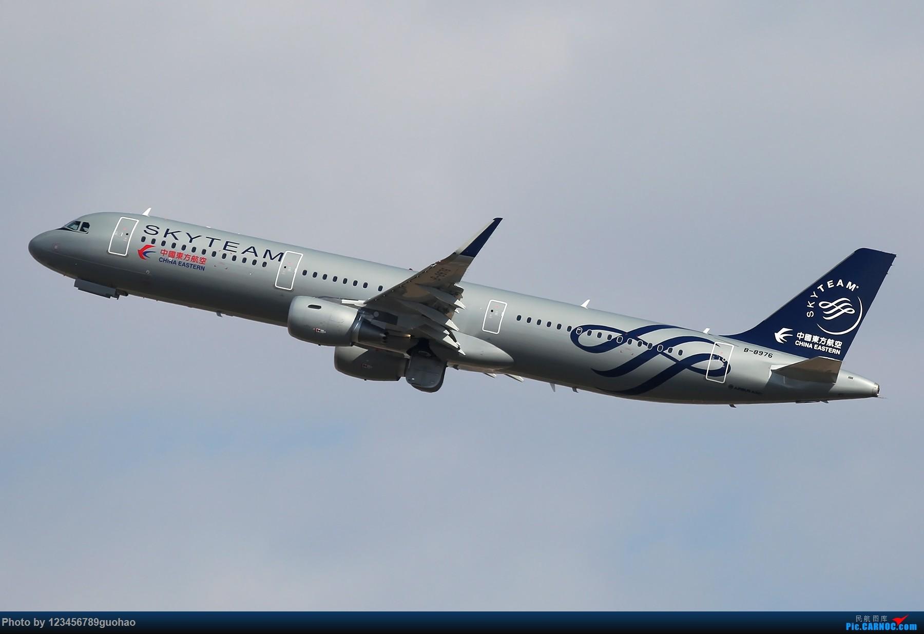 Re:[原创]假SKYTEAM AIRBUS A321-200 B-8976 北京首都国际机场