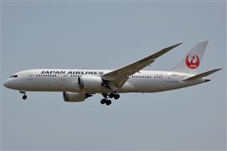 Re:日本航空波音787-8首航广州白云