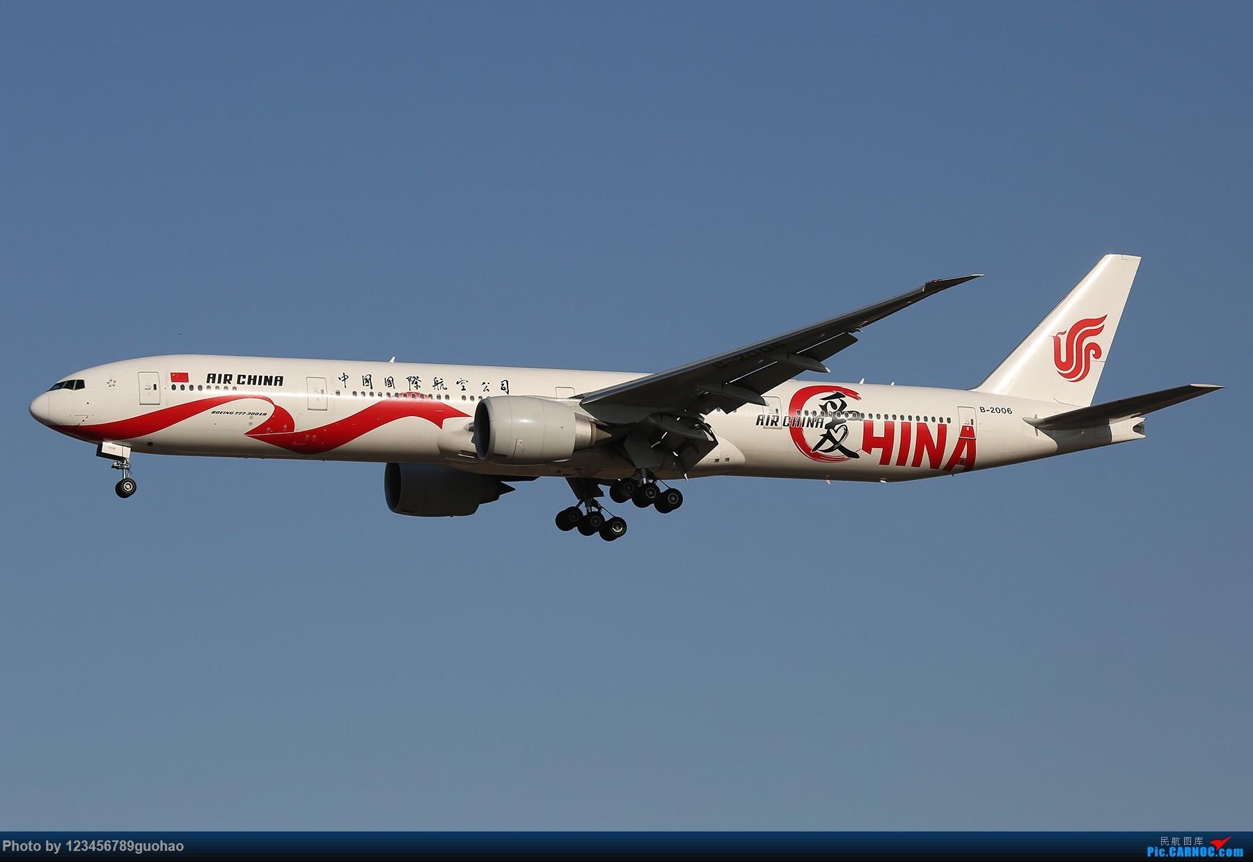 [原创]PEK1800*1200一批 BOEING 777-300ER B-2006 北京首都国际机场