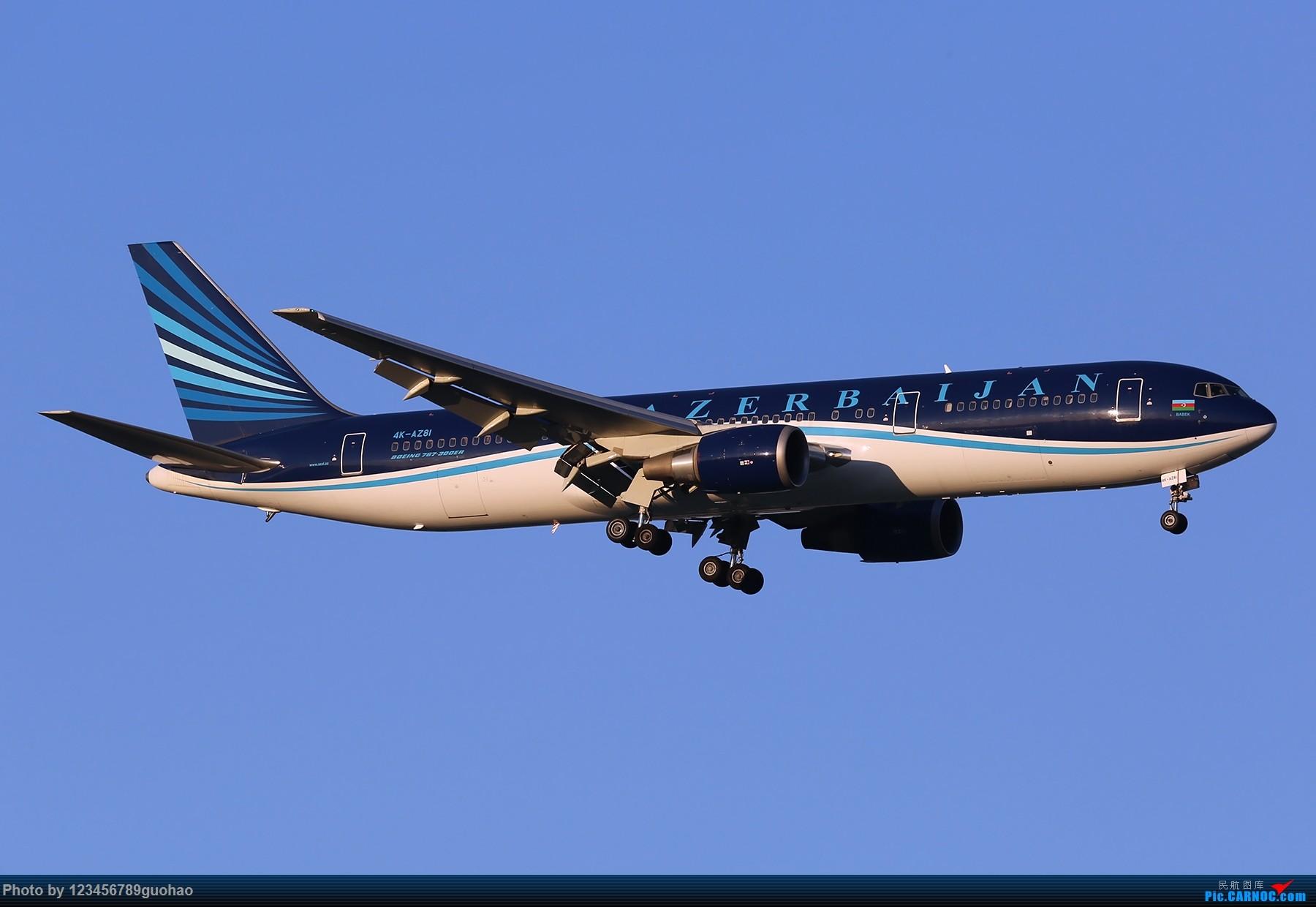 Re:[原创]PEK1800*1200一批 BOEING 767-300ER 4K-AZ81 北京首都国际机场