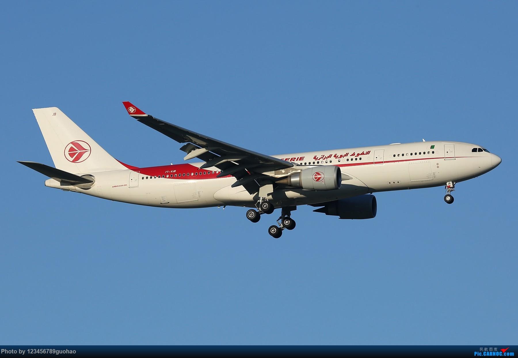 Re:[原创]PEK1800*1200一批 AIRBUS A330-200 7T-VJB 北京首都国际机场