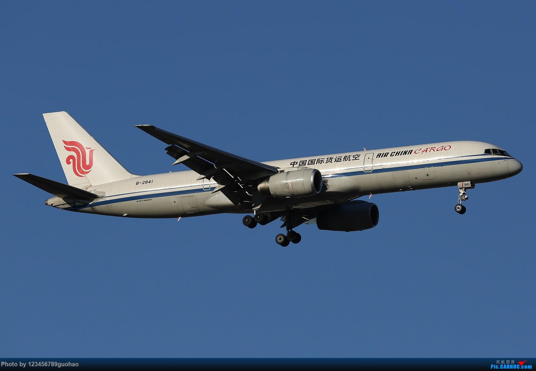 Re:[原创]PEK1800*1200一批 BOEING 757-200 B-2841 北京首都国际机场