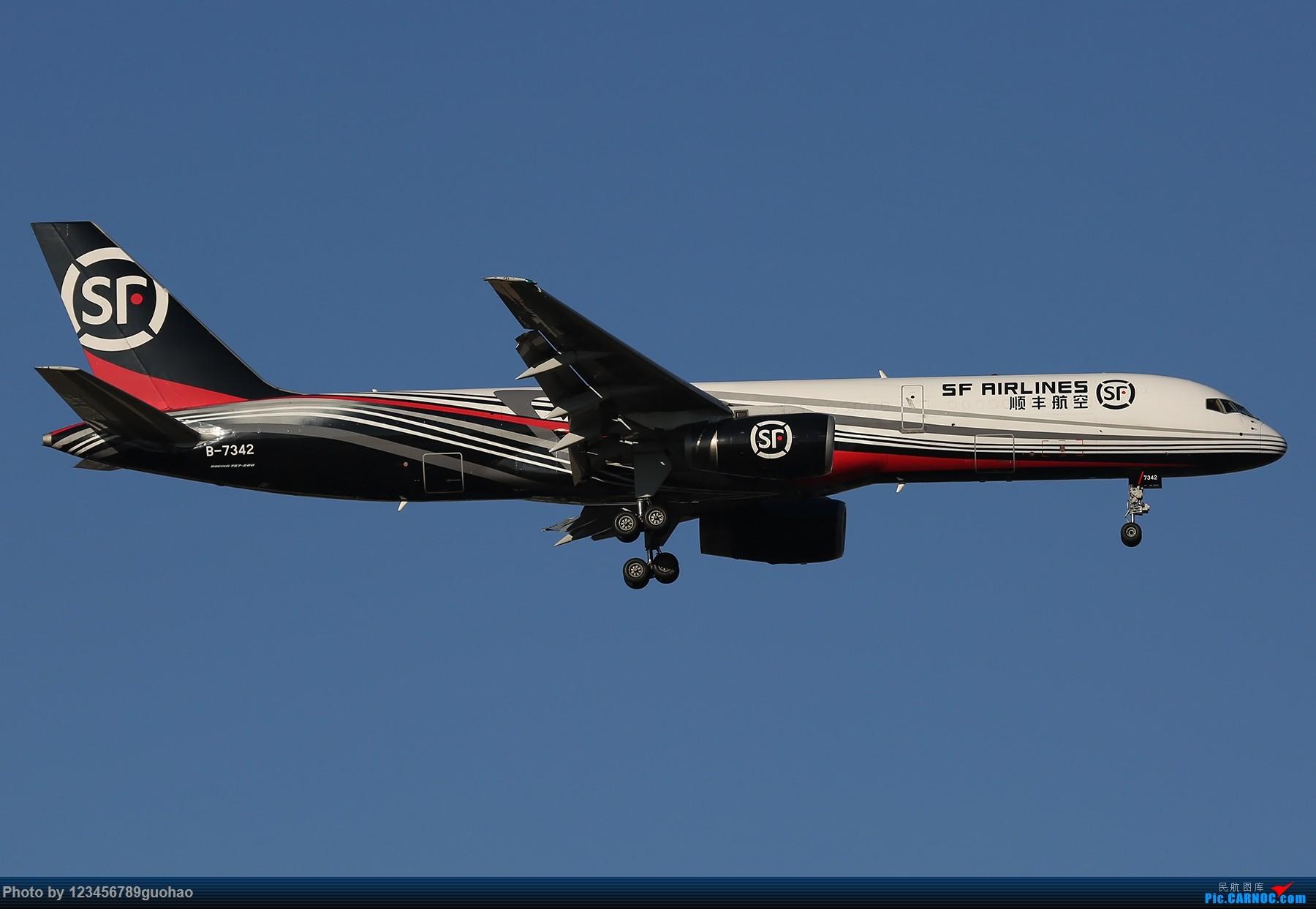 Re:[原创]PEK1800*1200一批 BOEING 757-200 B-7342 北京首都国际机场