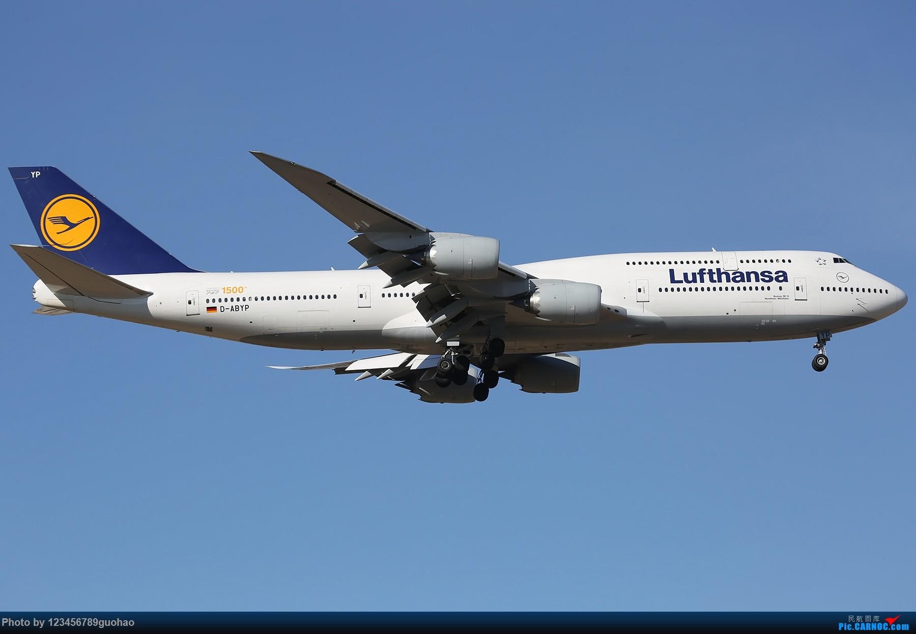 Re:[原创]PEK1800*1200一批 BOEING 747-8I D-ABYP 北京首都国际机场