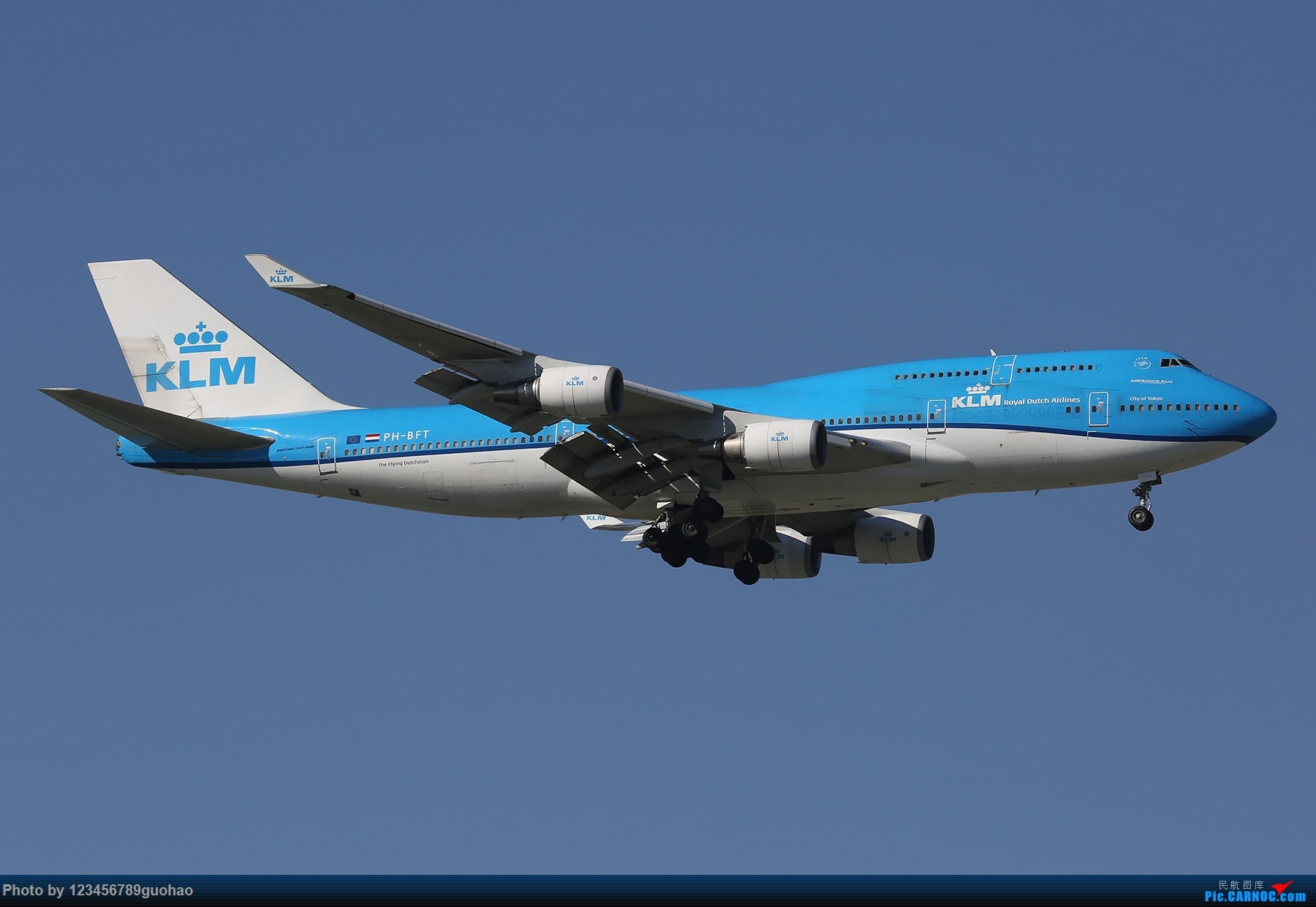 Re:[原创]PEK1800*1200一批 BOEING 747-400 PH-BFT 北京首都国际机场