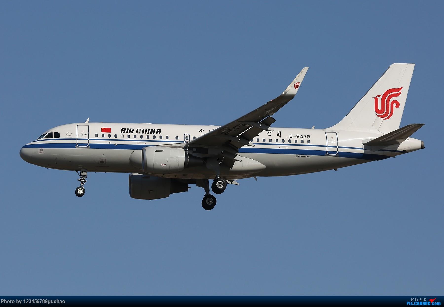 Re:[原创]PEK1800*1200一批 AIRBUS A319-100 B-6479 北京首都国际机场