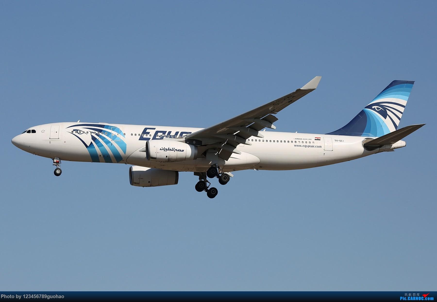 Re:[原创]PEK1800*1200一批 AIRBUS A330-200 SU-GCI 北京首都国际机场
