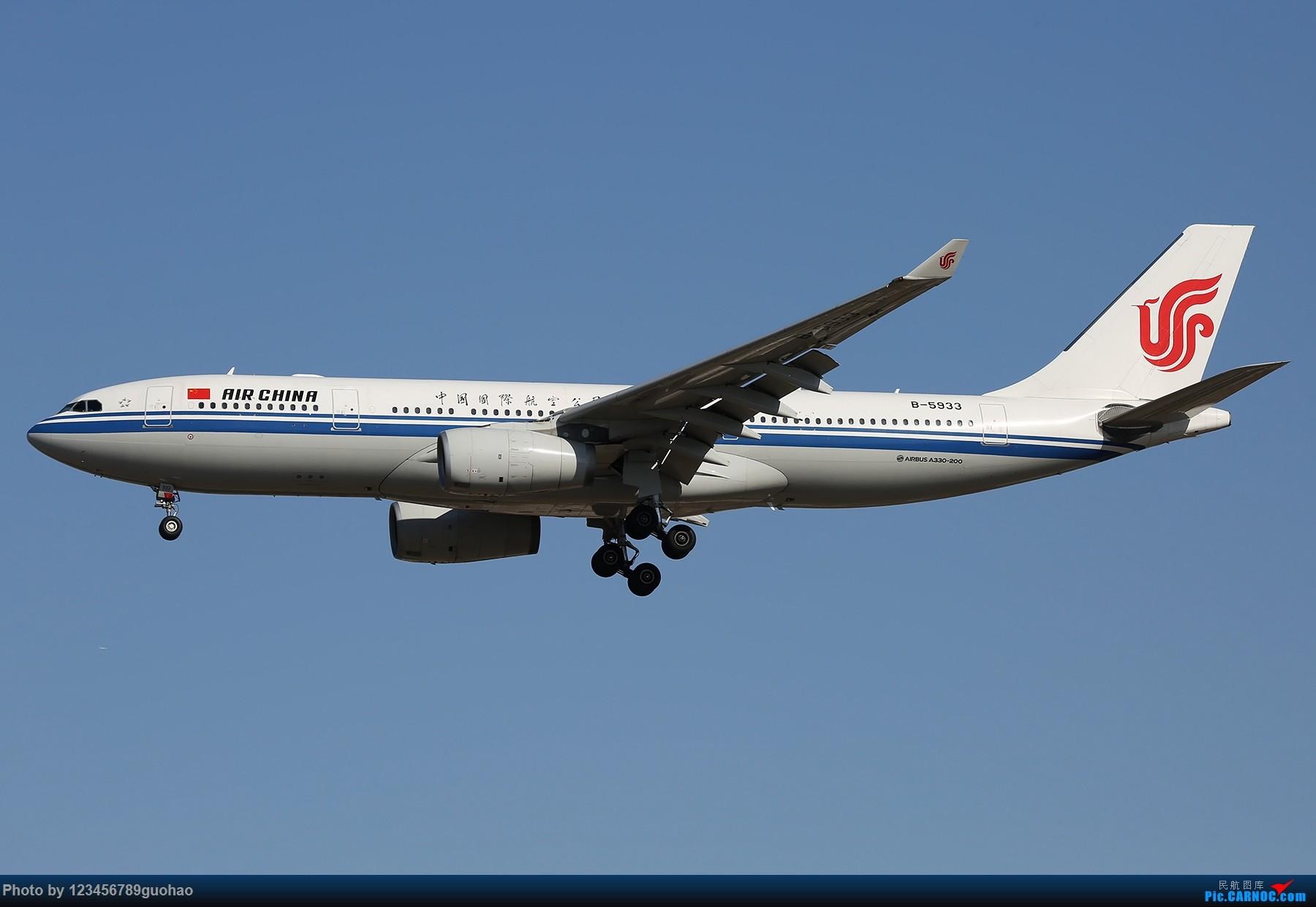 Re:[原创]PEK1800*1200一批 AIRBUS A330-200 B-5933 北京首都国际机场