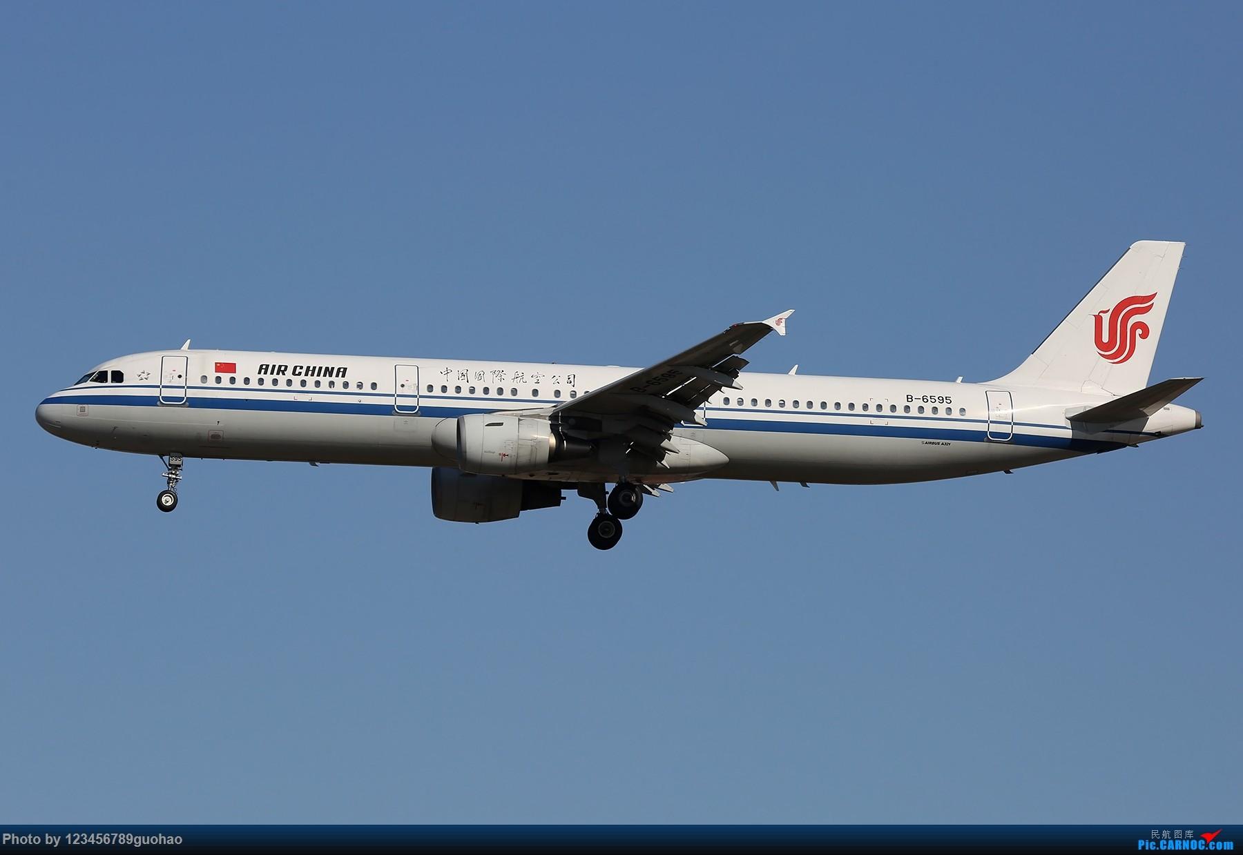 Re:[原创]PEK1800*1200一批 AIRBUS A321-200 B-6595 北京首都国际机场