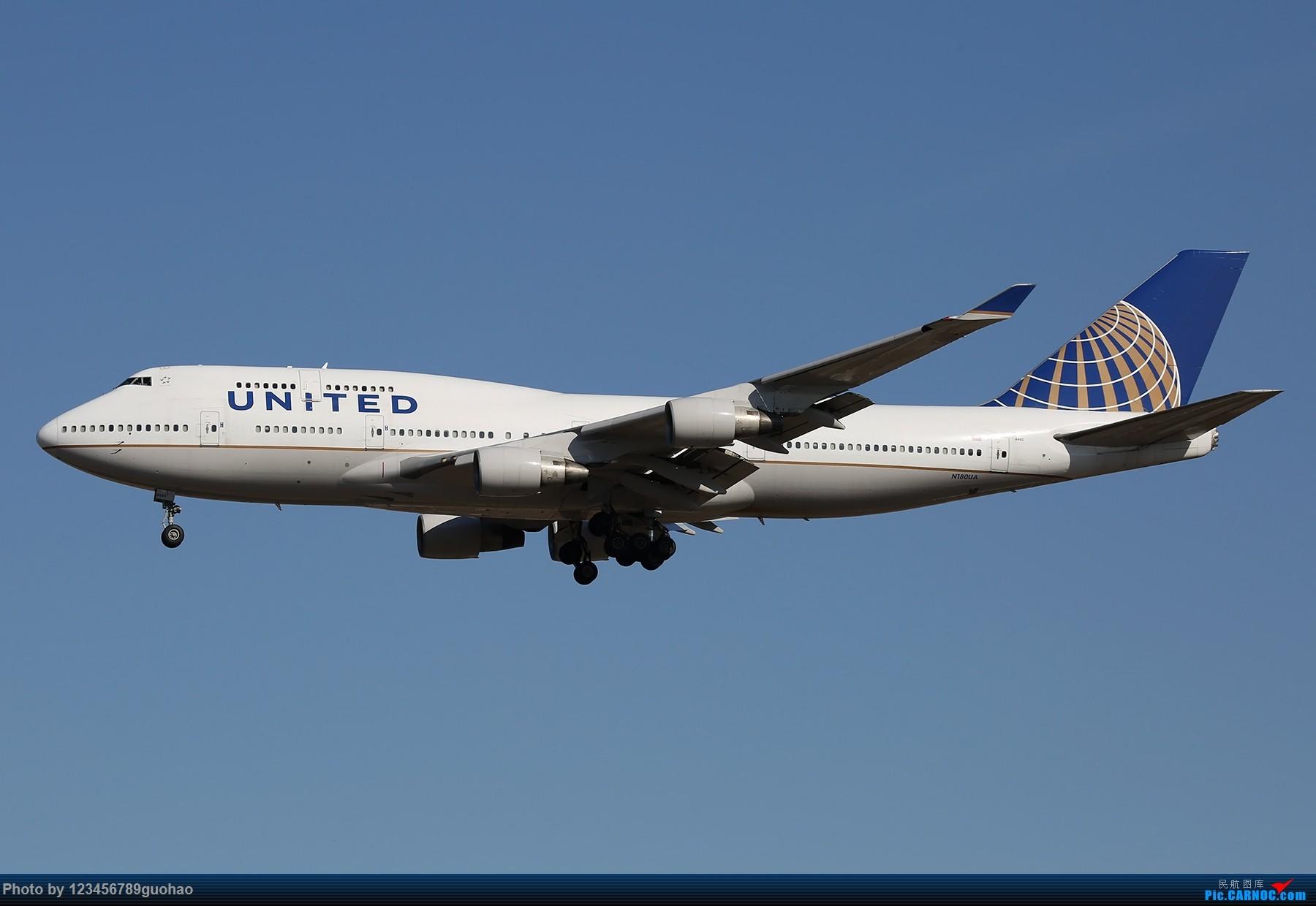 Re:[原创]PEK1800*1200一批 BOEING 747-400 N180UA 北京首都国际机场