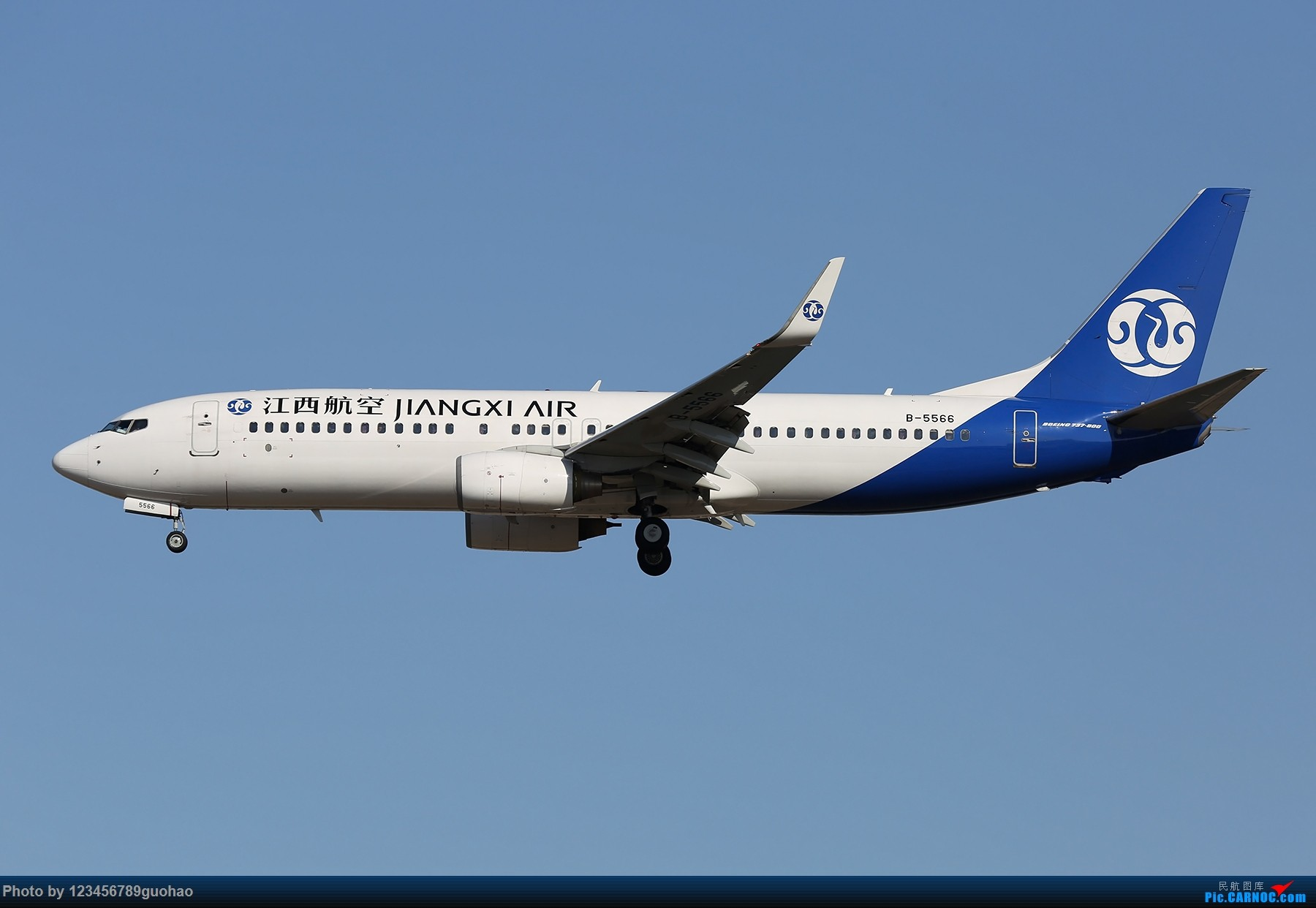 re:pek1800*1200一批 boeing 737-800 b-5566 北京首都国际机场