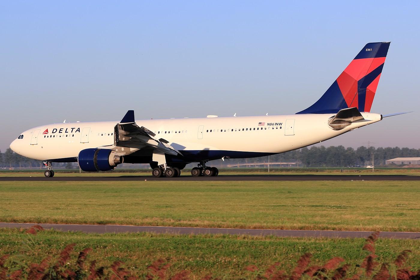 Re:[原创]【AMS】听说今天要发330?? AIRBUS A330-200 N861NW 荷兰阿姆斯特丹史基浦机场