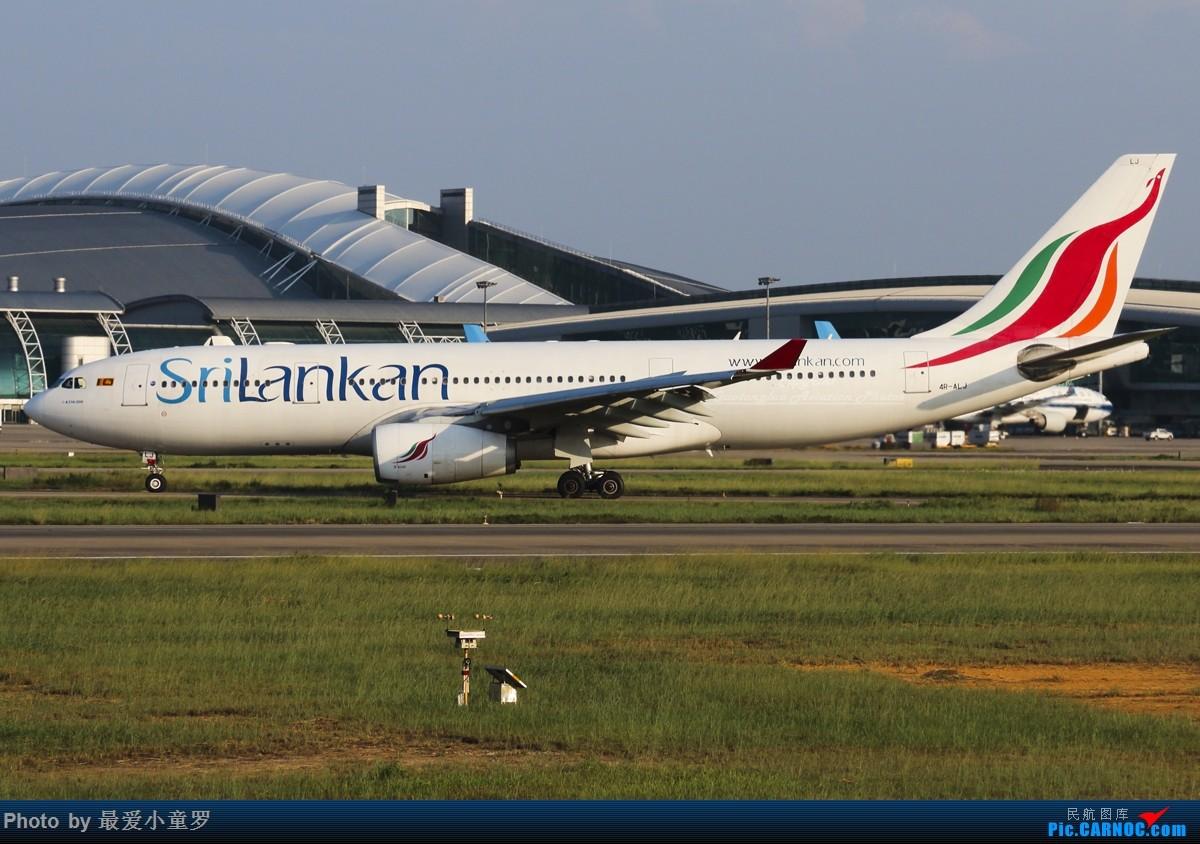 Re:[原创]3月30日,发空客A330 AIRBUS A330-200 4R-ALJ 中国广州白云国际机场