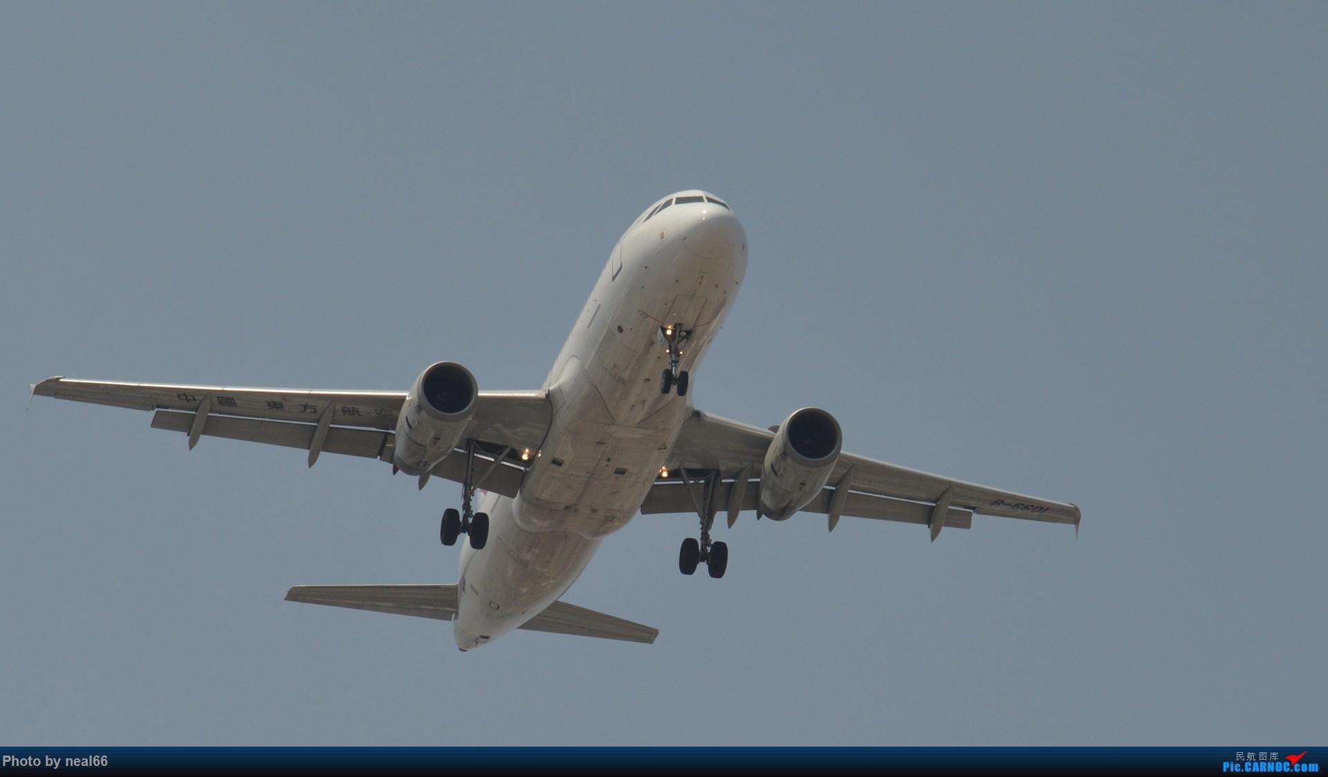 [原创]好天气,试几张 AIRBUS A320-200 B-6601 中国厦门高崎国际机场
