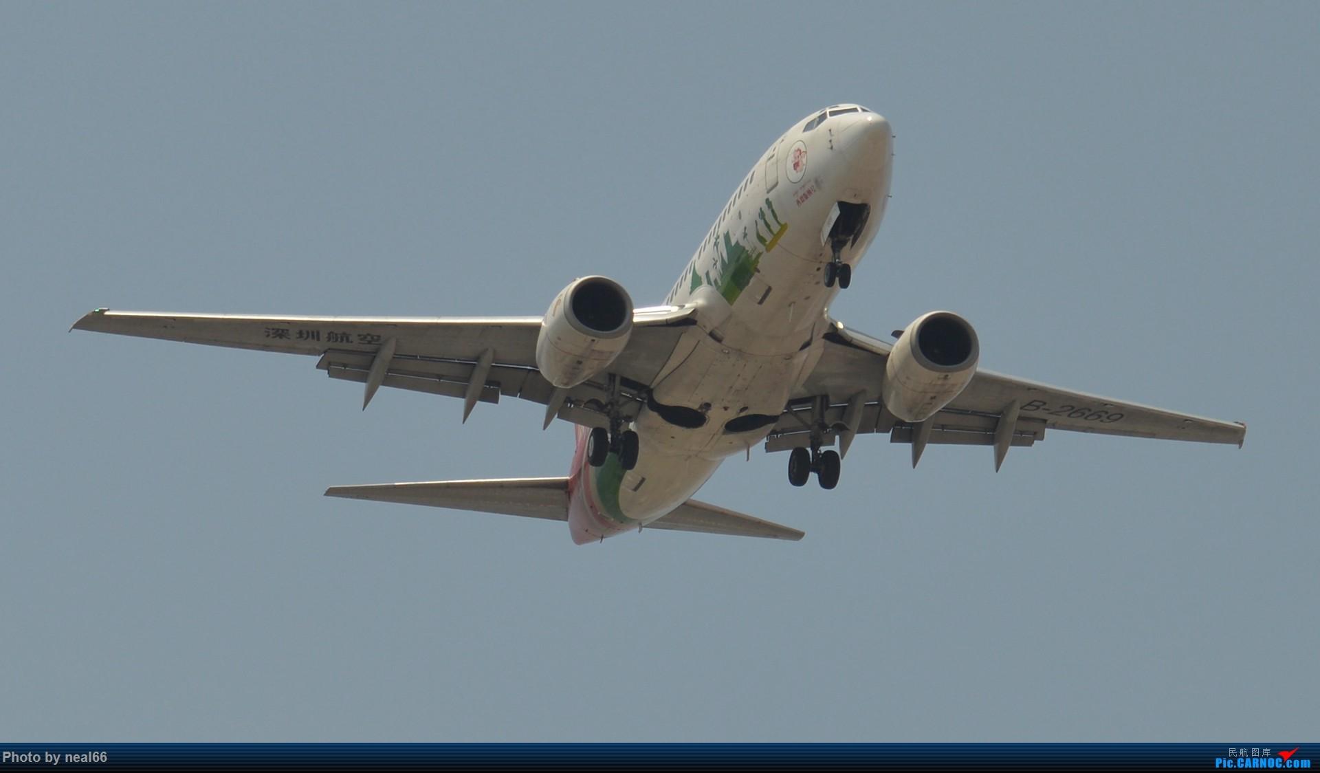 Re:[原创]好天气,试几张 BOEING 737-700 B-2669 中国厦门高崎国际机场