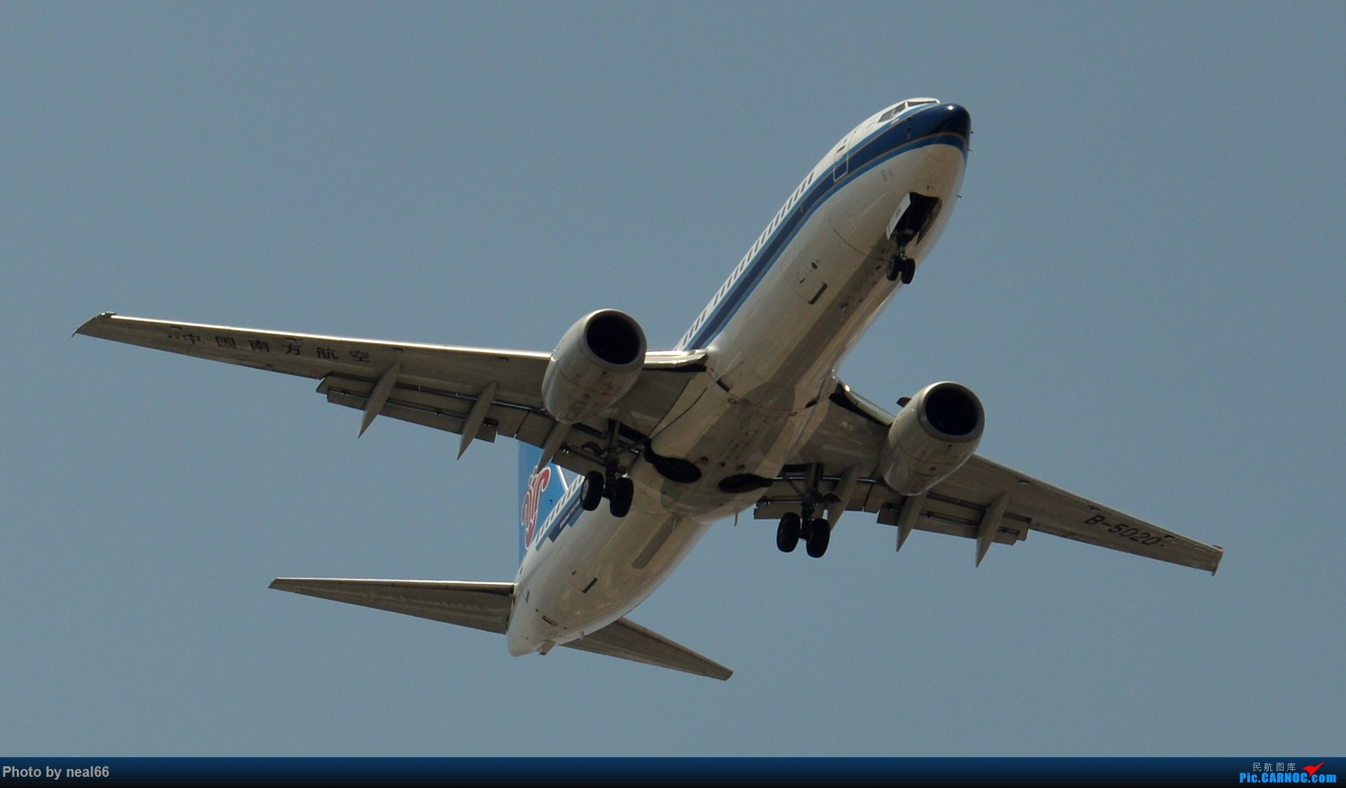 Re:[原创]好天气,试几张 BOEING 737-800 B-5020 中国厦门高崎国际机场