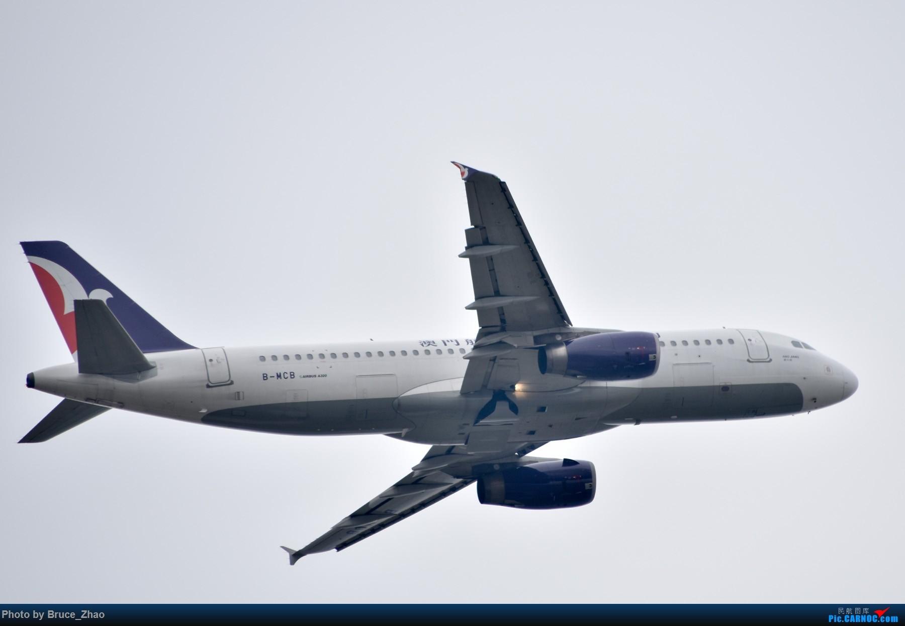 [原创]CKG 拍机(一) AIRBUS A320-200 B-MCB 中国重庆江北国际机场