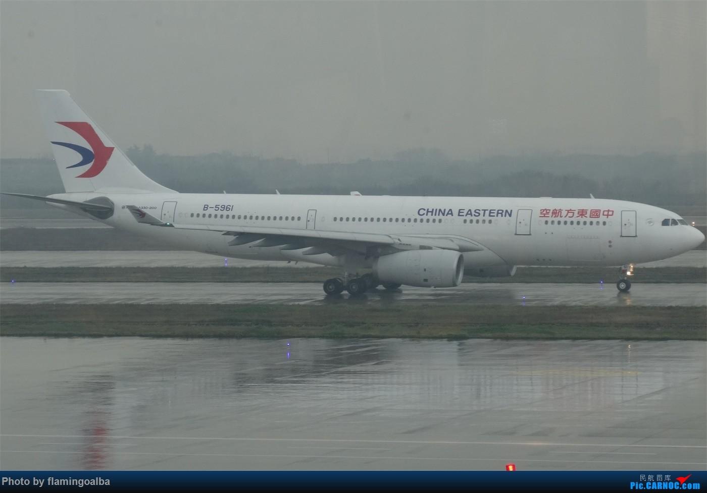 Re:NKG-PEK拍机 AIRBUS A330-200 B-5961 中国南京禄口国际机场