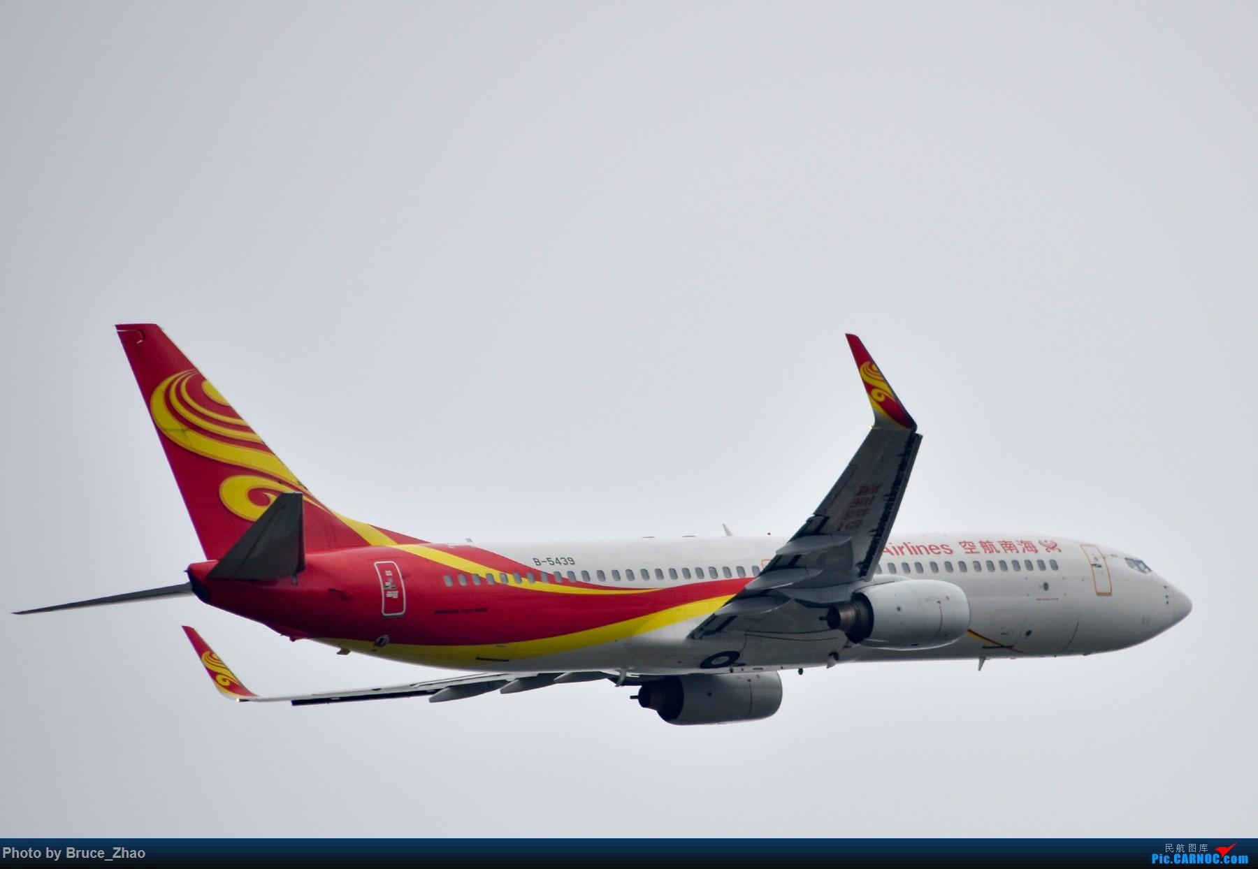 Re:[原创]CKG 拍机(一) BOEING 737-800 B-5439 中国重庆江北国际机场