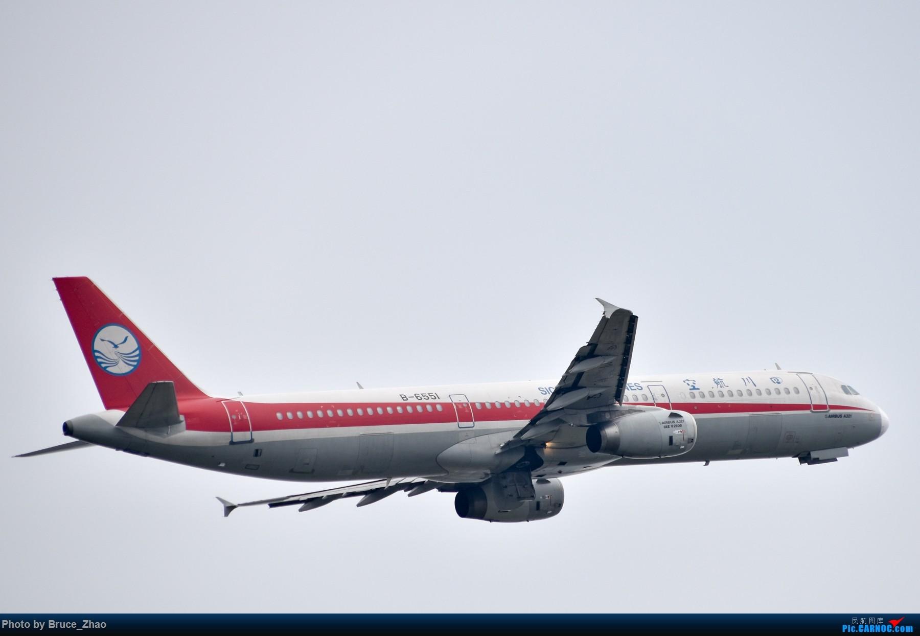 Re:[原创]CKG 拍机(一) AIRBUS A321-200 B-6551 中国重庆江北国际机场