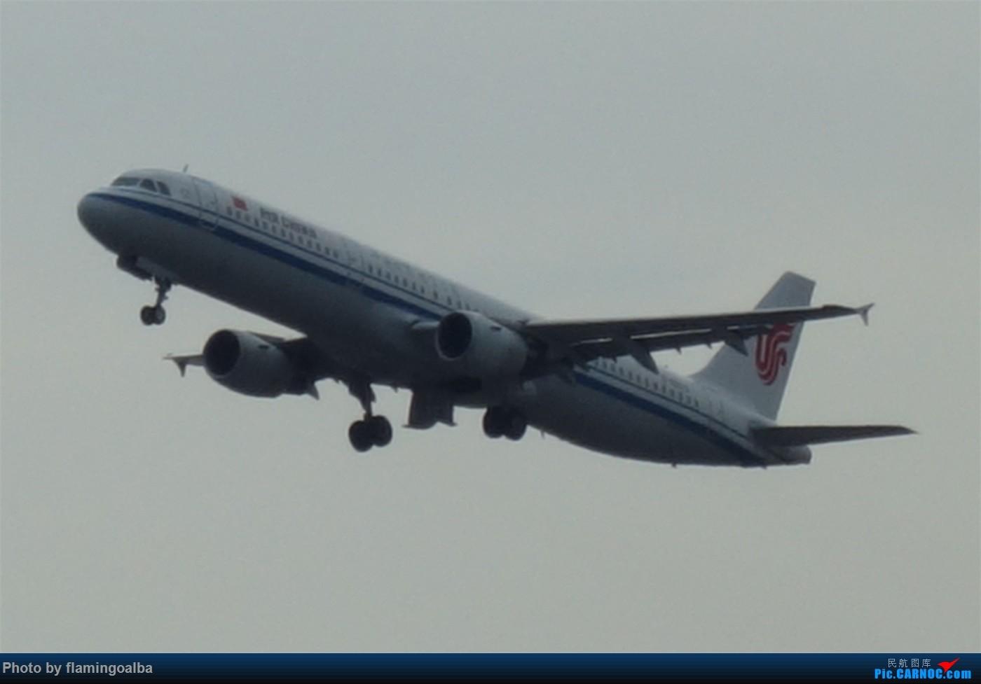 Re:[原创]NKG-PEK拍机 A321-200  PEK中跑道