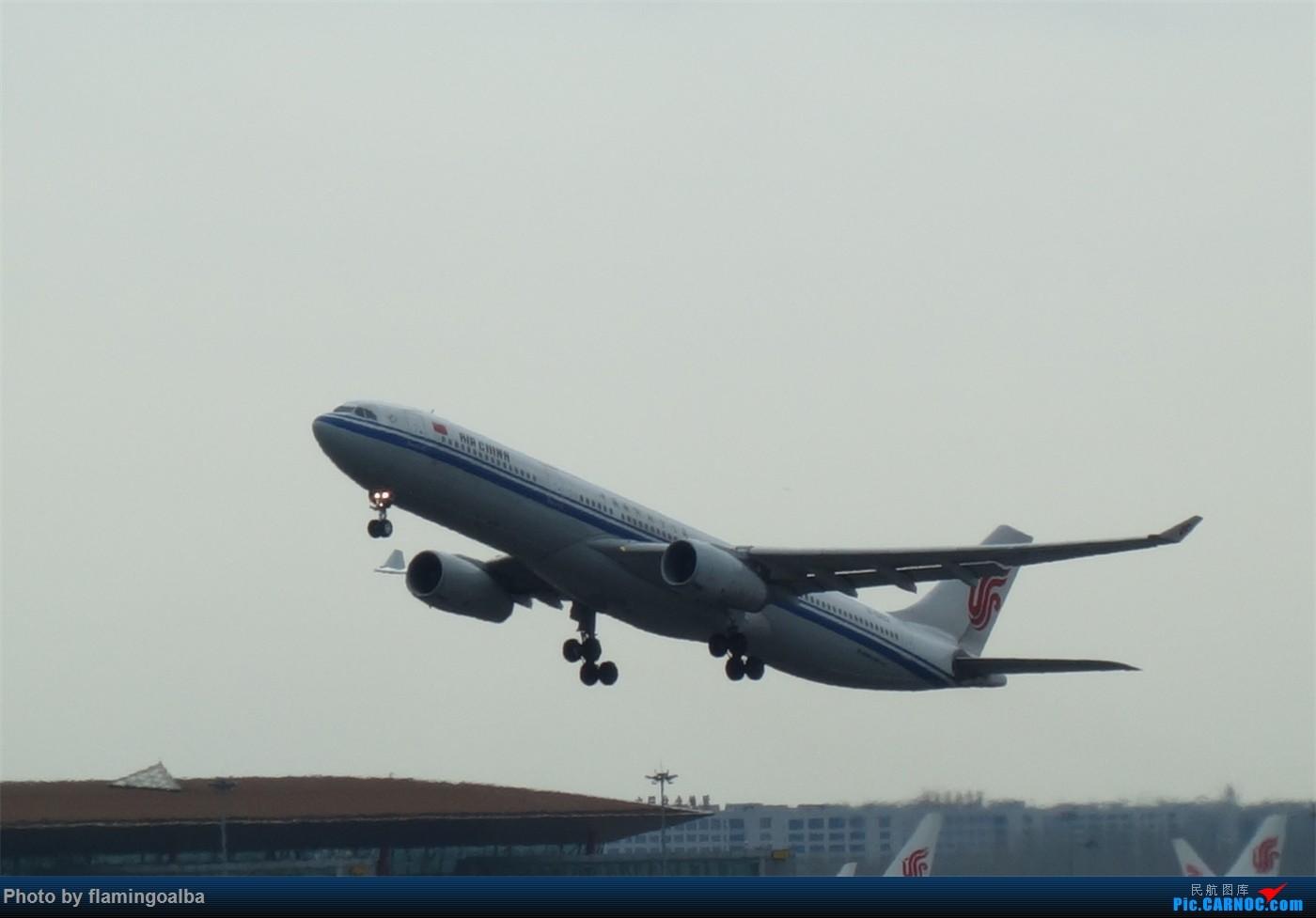 Re:[原创]NKG-PEK拍机 A330-300  中国北京首都国际机场