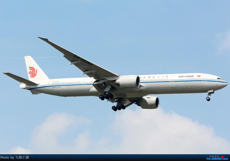 Re:[原创]CKG拍机(天气晴朗,搞着,搞着!) BOEING 777-300ER B-2039 重庆江北国际机场
