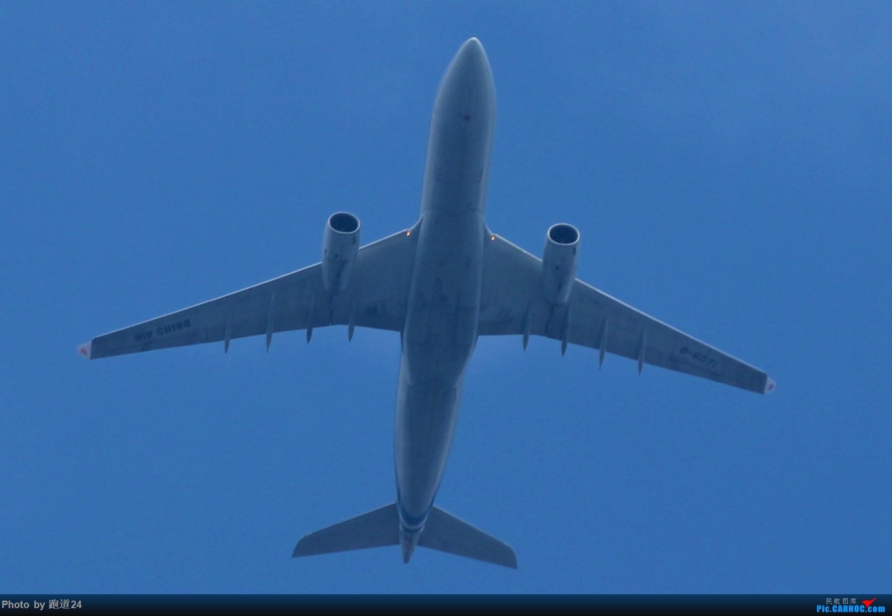 [原创]【多图党】天空上的330 AIRBUS A330-200 B-6071 中国成都双流国际机场