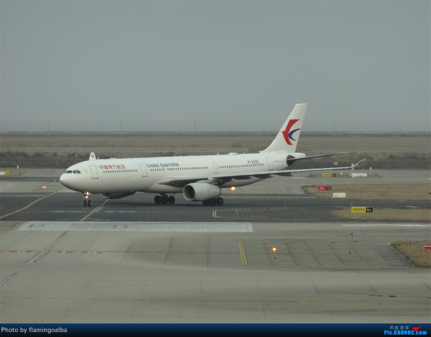 Re:[原创]浦东-达拉斯-纽瓦克-华盛顿里根-拉斯维加斯-洛杉矶-达拉斯-浦东 AIRBUS A330-300 B-6095 中国上海浦东国际机场