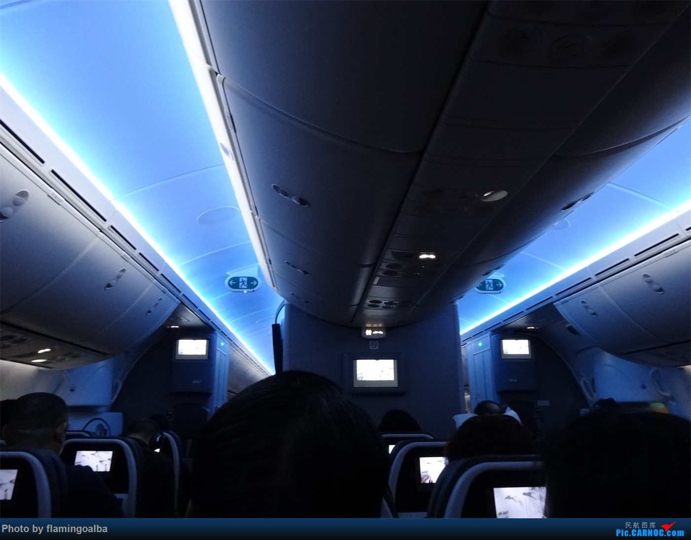 Re:[原创]浦东-达拉斯-纽瓦克-华盛顿里根-拉斯维加斯-洛杉矶-达拉斯-浦东 B787-8 N812AA 中国上海浦东国际机场