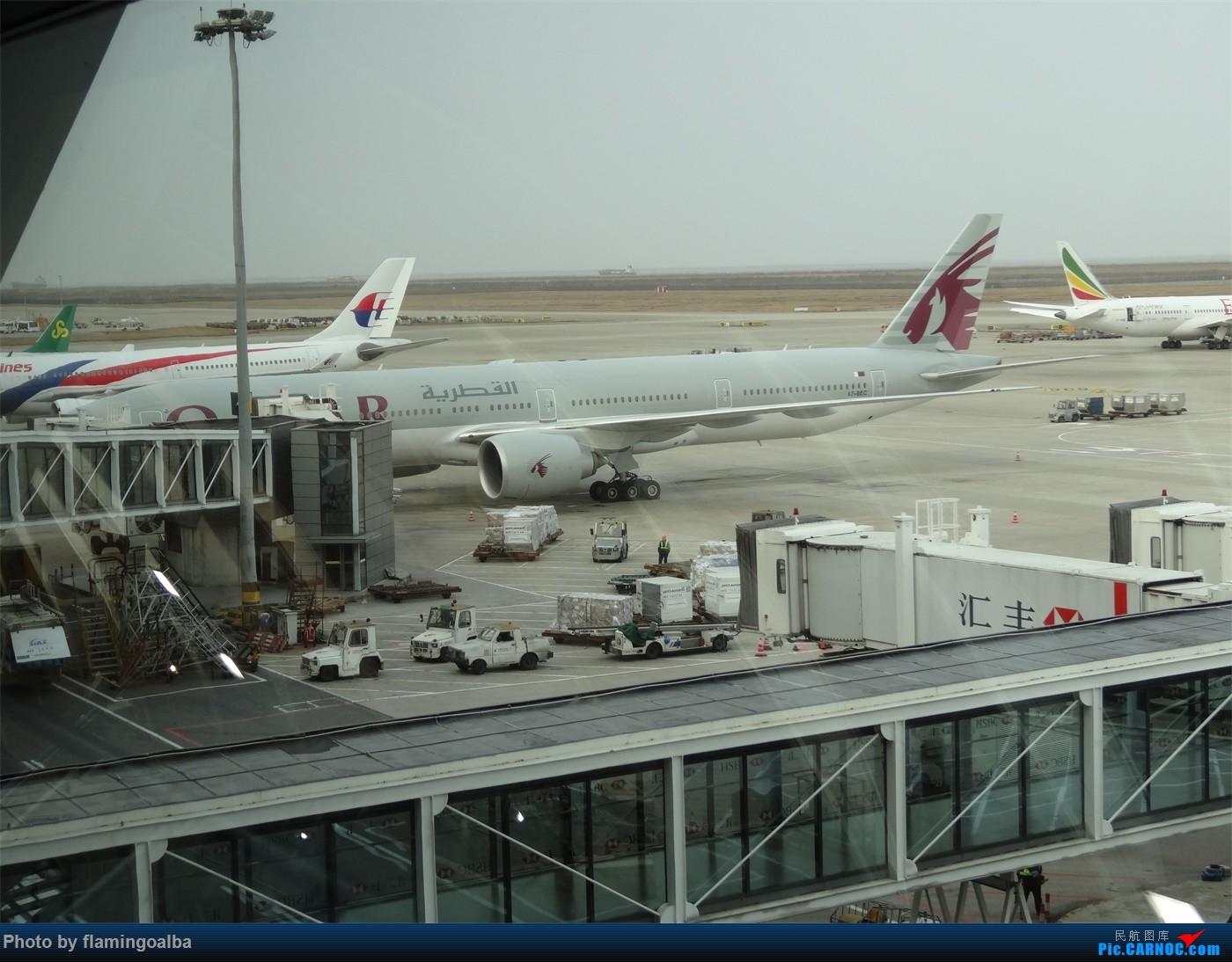 Re:[原创]浦东-达拉斯-纽瓦克-华盛顿里根-拉斯维加斯-洛杉矶-达拉斯-浦东 B777-300ER A7-BEC 中国上海浦东国际机场