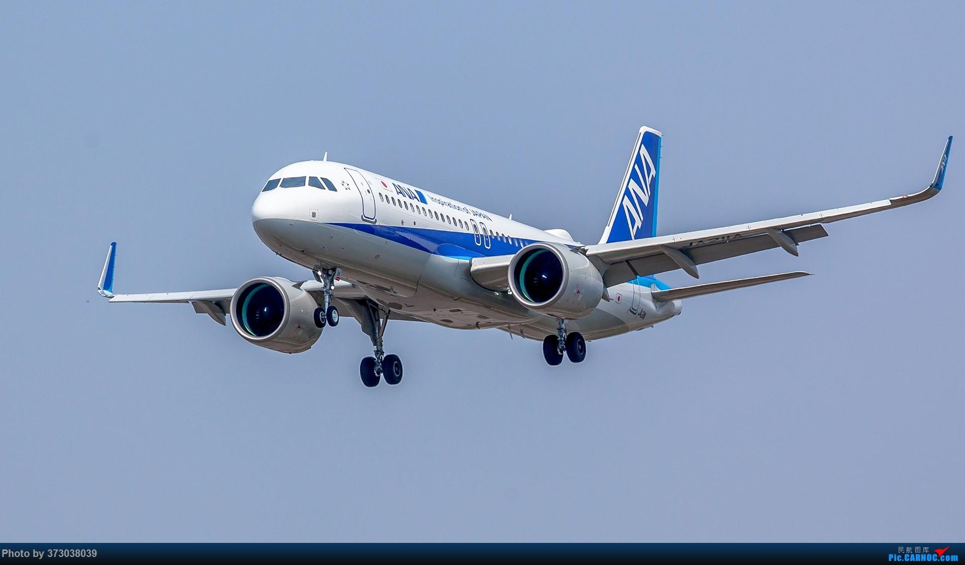 Re:【杭州飞友会】HGH杭州萧山机场换季首日,活捉一枚初来乍到的 全日空A320 NEO AIRBUS A320NEO JA211A 中国杭州萧山国际机场