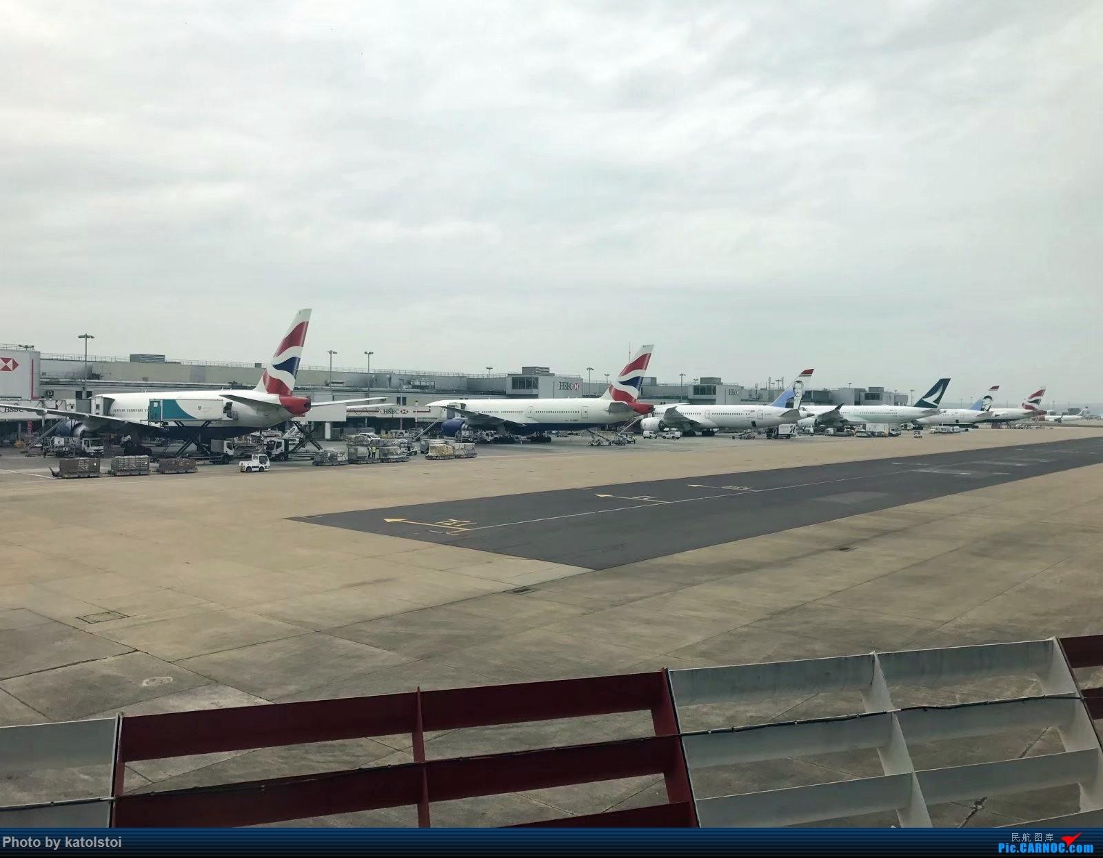 Re:[原创]飘到欧洲的尽头看非洲~直布罗陀游玩~    英国盖特威克机场