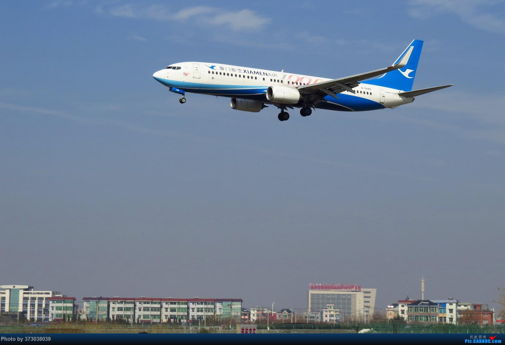 Re:[原创]【杭州飞友会 】50周年,烂大街的波音737 杭州飞友接力照 BOEING 737-800 B-5688 中国杭州萧山国际机场