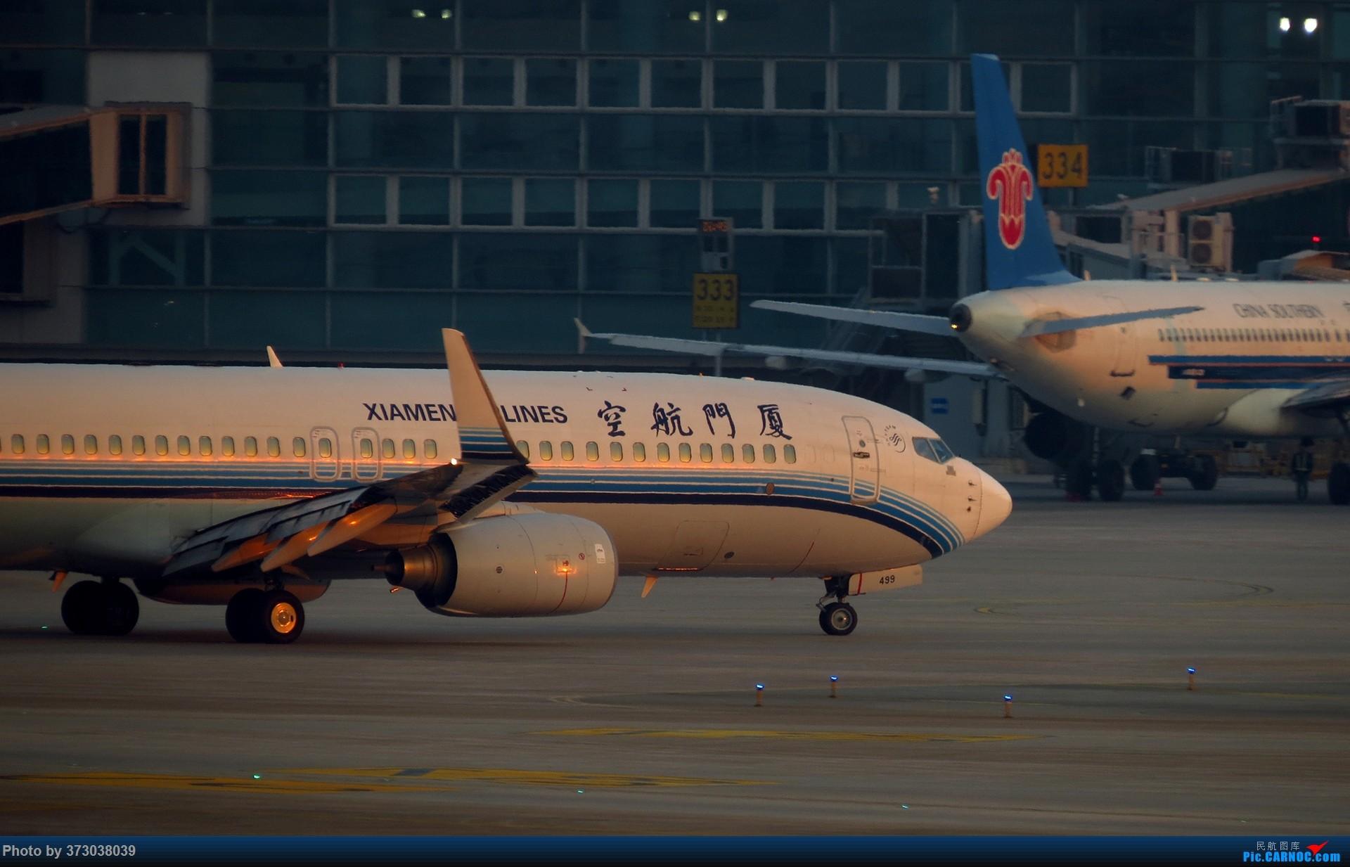 Re:[原创]【杭州飞友会 】50周年,烂大街的波音737 杭州飞友接力照 BOEING 737-800 B-5499 中国杭州萧山国际机场