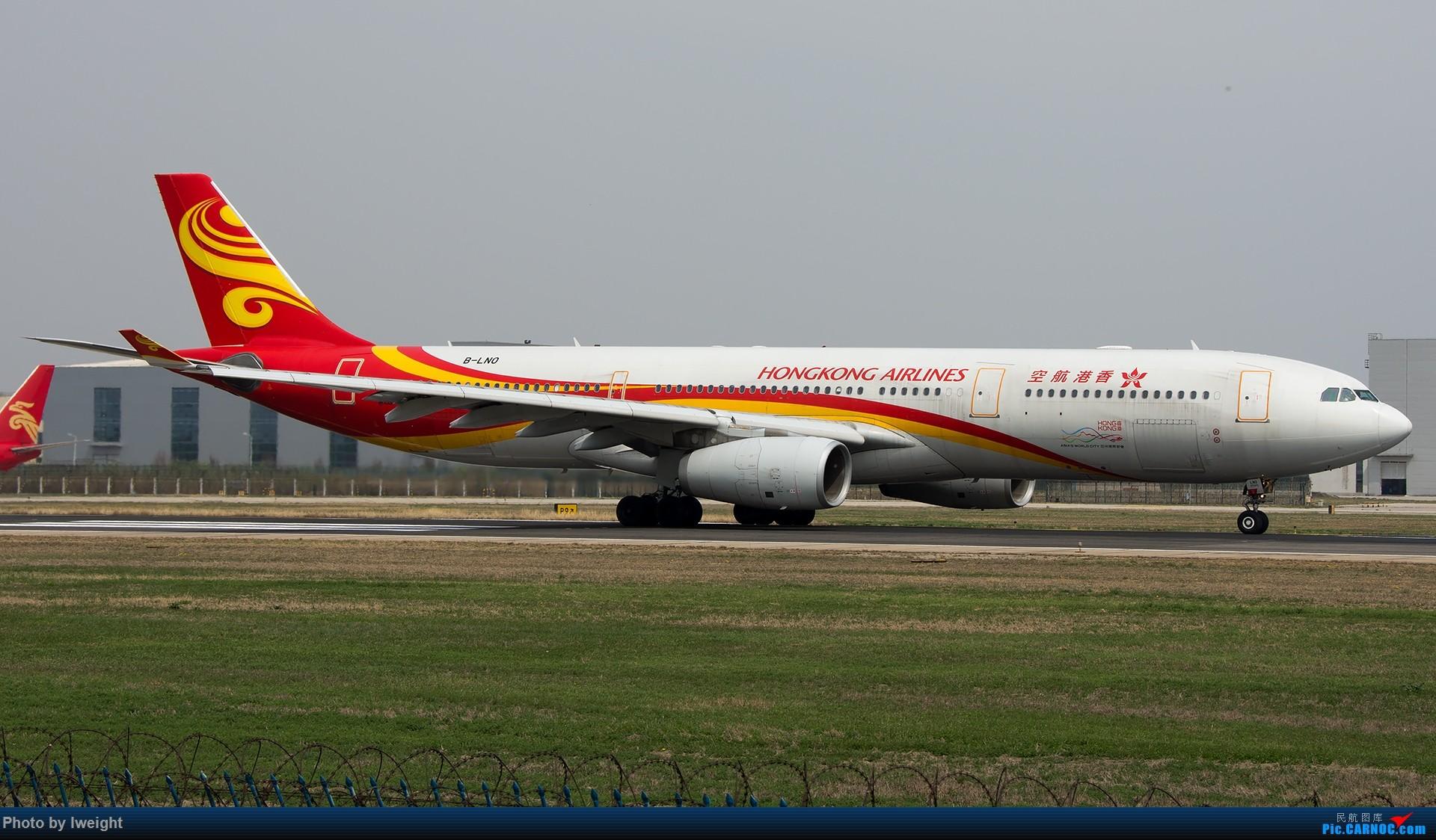 Re:[原创]霾,18R,高密度 AIRBUS A330-300 B-LNO 中国北京首都国际机场