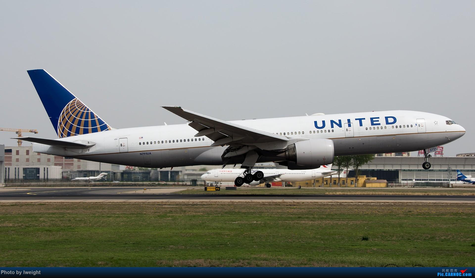 Re:[原创]霾,18R,高密度 BOEING 777-200  中国北京首都国际机场