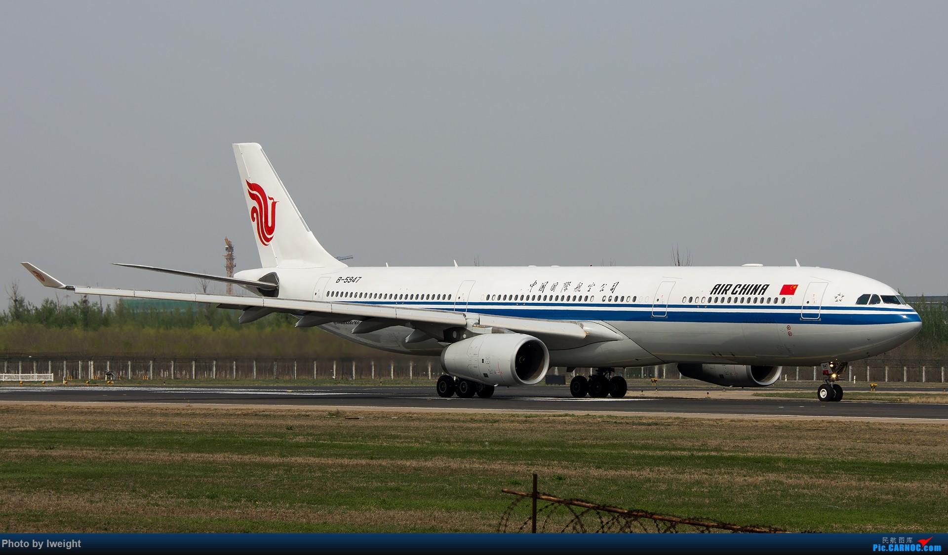 Re:[原创]霾,18R,高密度 AIRBUS A330-300 B-5947 中国北京首都国际机场