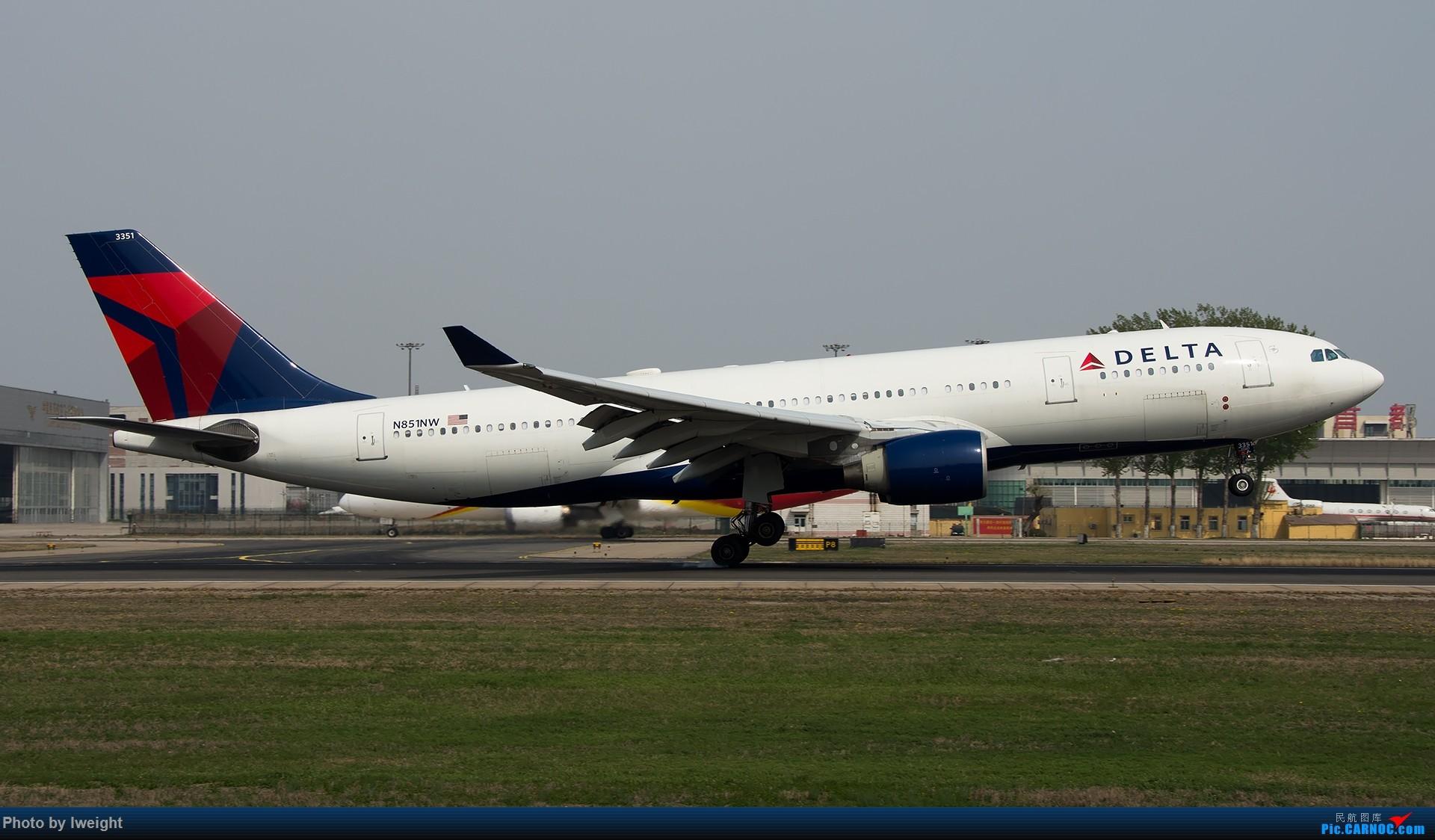 Re:[原创]霾,18R,高密度 AIRBUS A330-200  中国北京首都国际机场