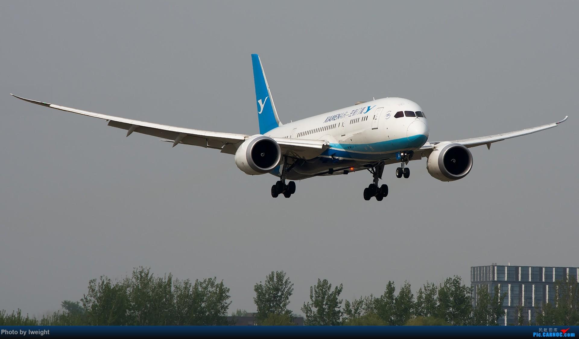 Re:[原创]霾,18R,高密度 BOEING 787-8 B-2761 中国北京首都国际机场