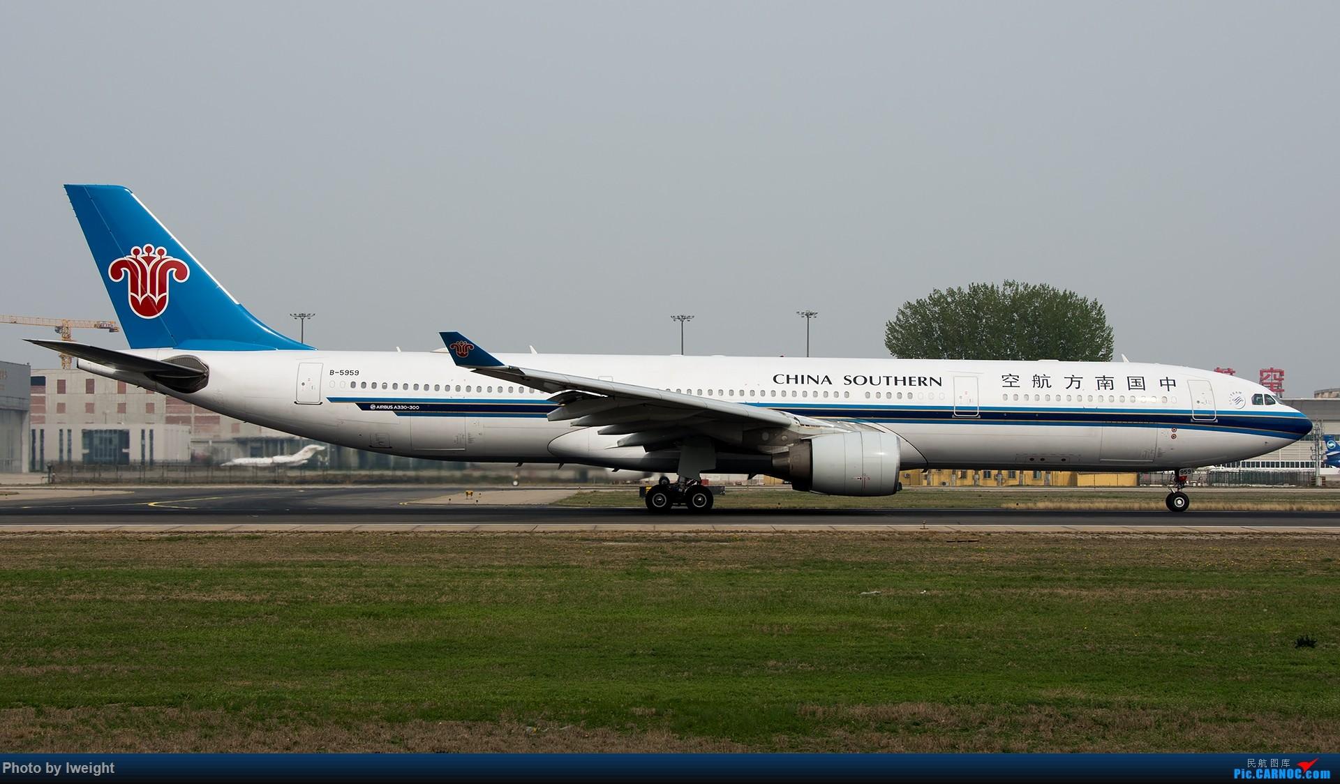 Re:[原创]霾,18R,高密度 AIRBUS A330-300 B-5959 中国北京首都国际机场
