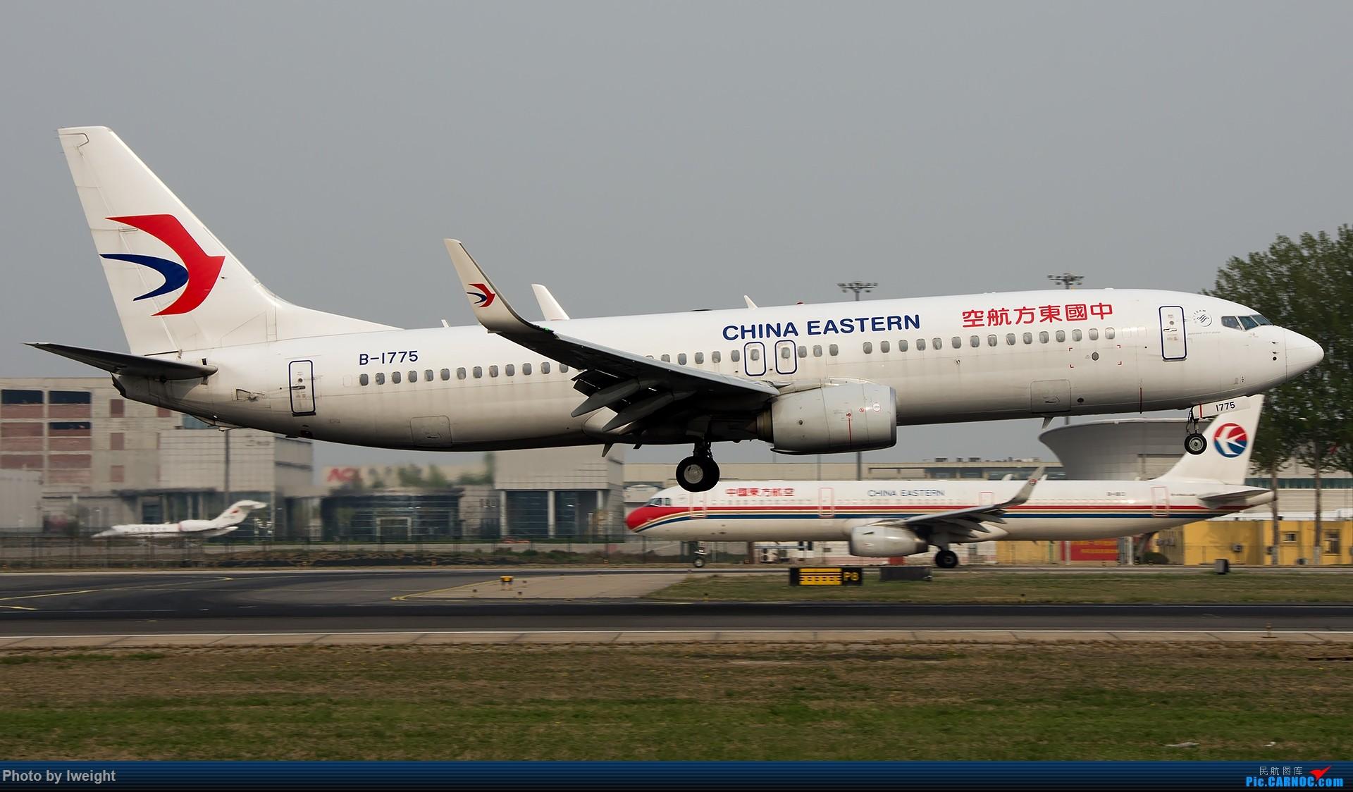 Re:[原创]霾,18R,高密度 BOEING 737-800 B-1775 中国北京首都国际机场