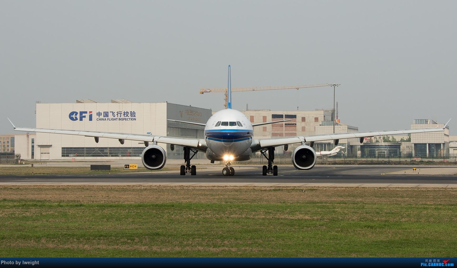 Re:[原创]霾,18R,高密度 AIRBUS A330-300 B-6111 中国北京首都国际机场