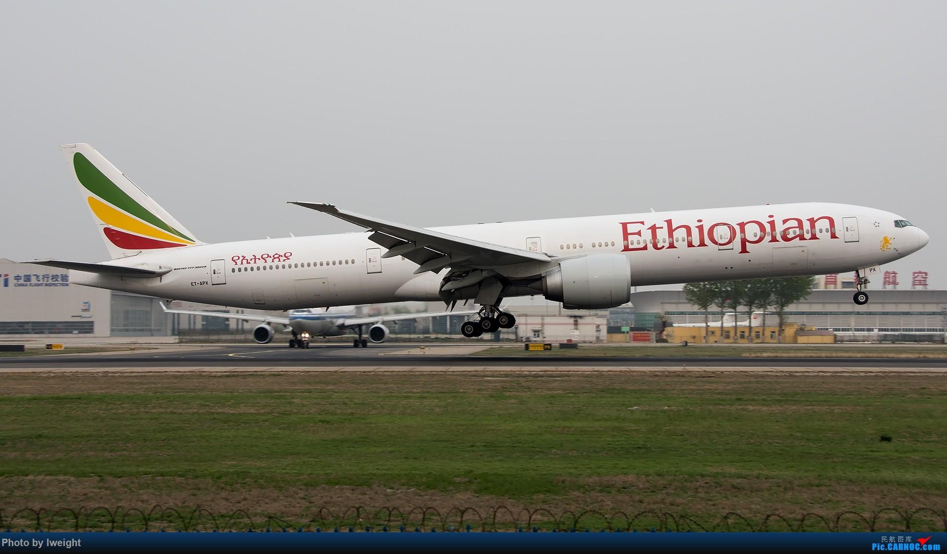 Re:[原创]霾,18R,高密度 BOEING 777-300ER  中国北京首都国际机场