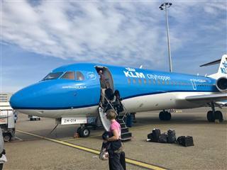 Re:【XMN飛友會小k】南安普頓~阿姆斯特丹,復活節回家體驗???0,一種只生產了47架的飛機~