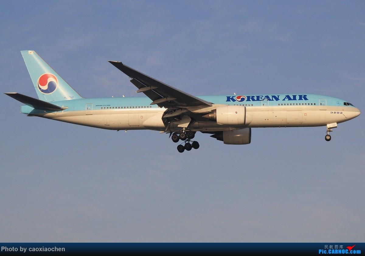 Re:[原创]午后的天山西路日常—宽体系列 BOEING 777-200  中国上海虹桥国际机场