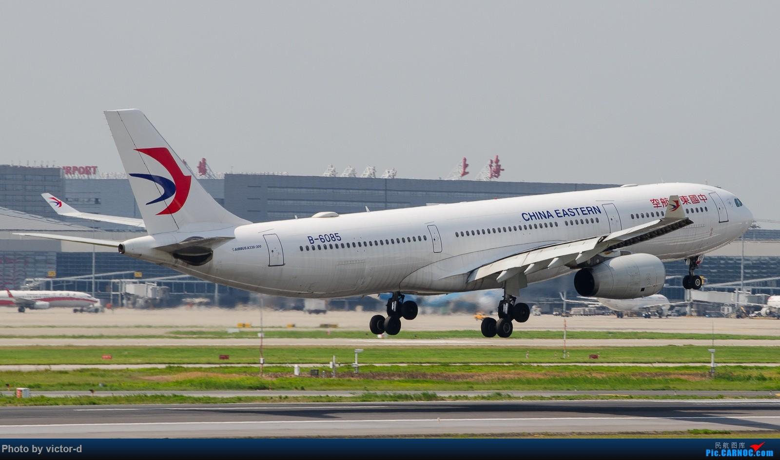 Re:[原创]【上海】拍机记录帖-记录这些年拍到的飞机 AIRBUS A330-300 B-6085 中国上海虹桥国际机场