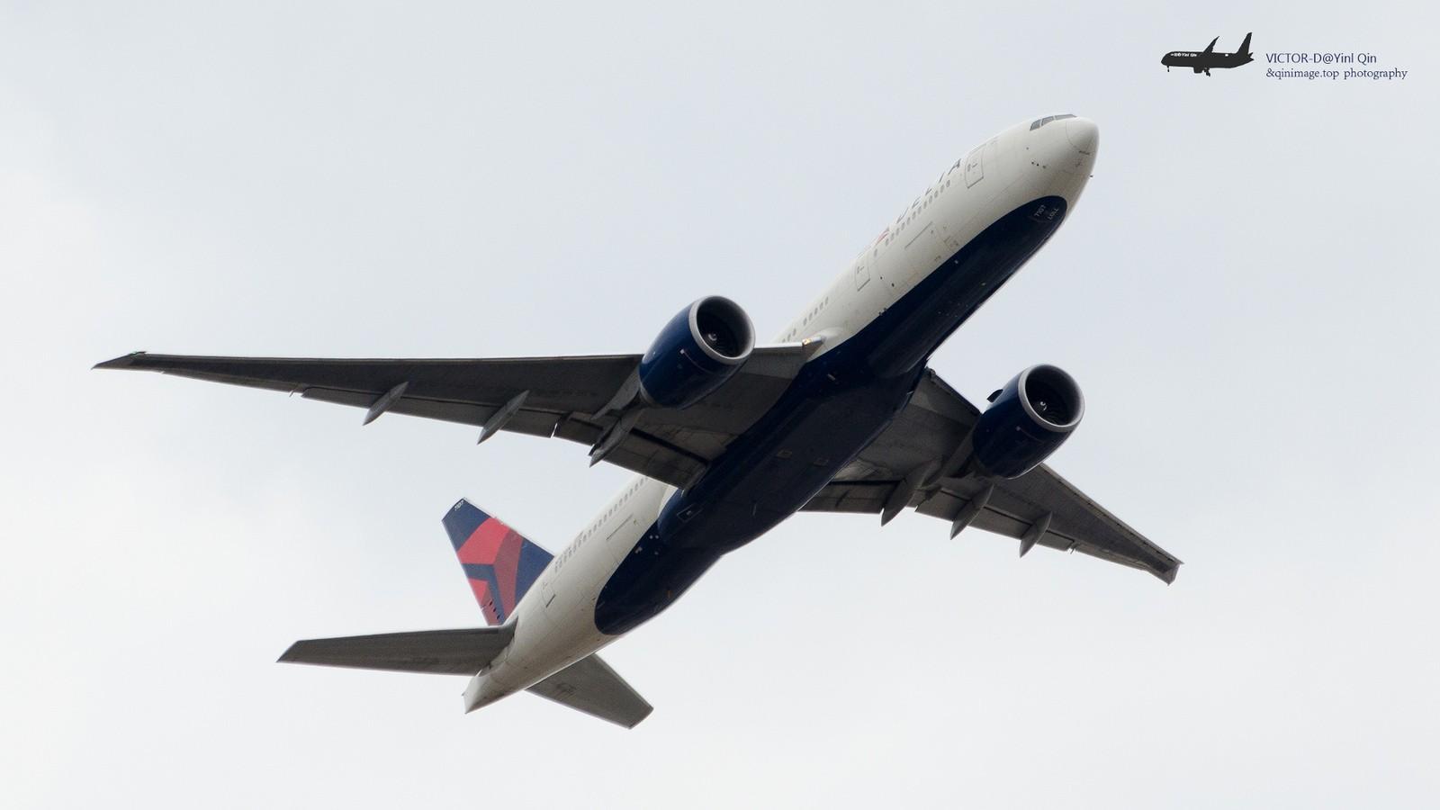 Re:[原创]【上海】拍机记录帖-记录这些年拍到的飞机 BOEING 777-200LR N707DN 中国上海浦东国际机场