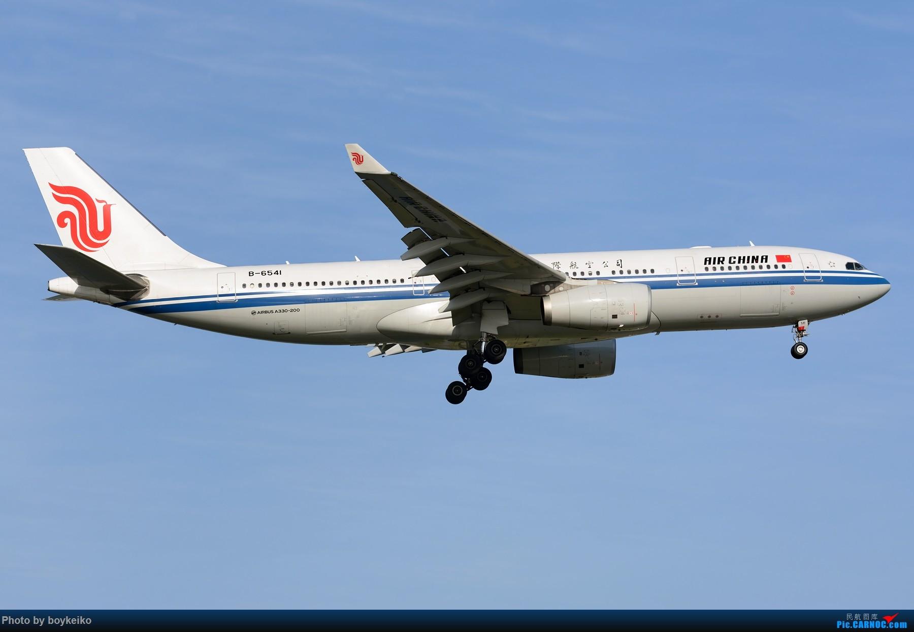Re:[原创]【SHA】4月难得的好天,杂图几张 AIRBUS A330-200 B-6541 中国上海虹桥国际机场