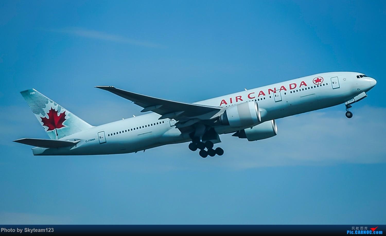 Re:[原创]SYD 2号航站楼随拍 天气很好,好货不少 BOEING 777-200LR  澳大利亚悉尼金斯福德·史密斯机场